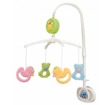 Мобиль детский пластиковый Мишки и утки - 2/517