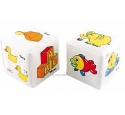 Игрушка-кубик с колокольчиком - 2/706,1 шт.