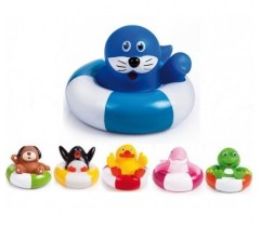 Игрушка для купания Зверек - 2/994,1шт.  Canpol Babies