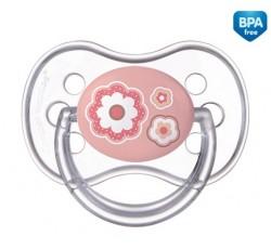 Пустышка силиконовая симметрическая Newborn baby,18+м - 22/582_pin