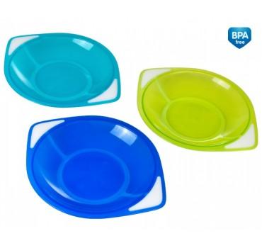 Набор тарелок для мальчика (3 штуки) - 31/401/1