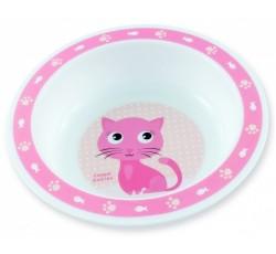 Тарелка пластиковая глубокая Smile - 4/412, Canpol Babies