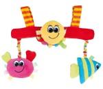 Игрушка для коляски Сanpol Разноцветный океан - 68/012