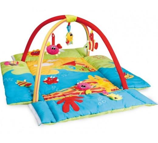 Игровой коврик Canpol Разноцветный океан - 68/030