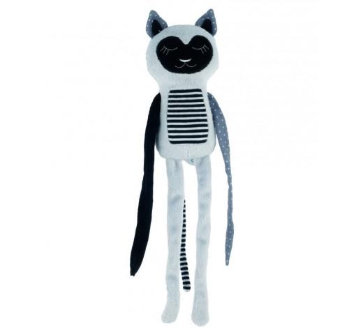 Плюшевая игрушка Спящий Лемур, Jungle - 68/059_grey