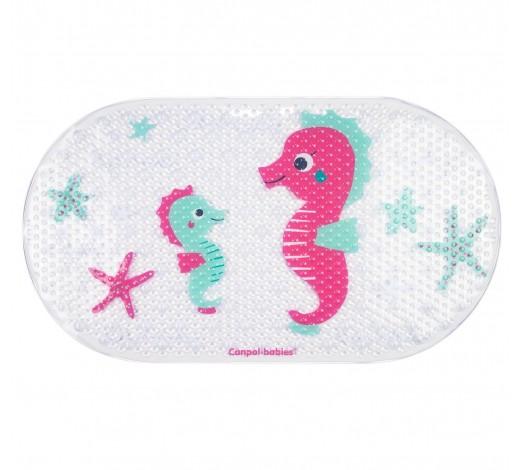 """Детский коврик для купания """"Совы/Дельфины"""" - 80/002"""